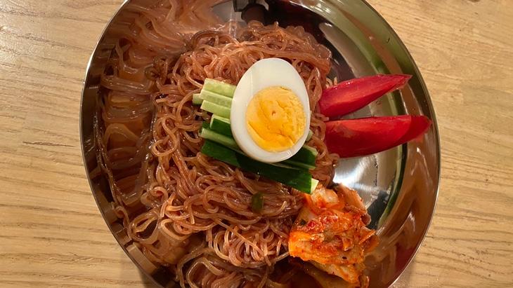 【五星】宮殿ビビム冷麺 完成品