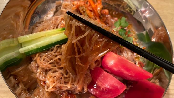 【農心】ふるる冷麺(ビビン冷麺) 麺
