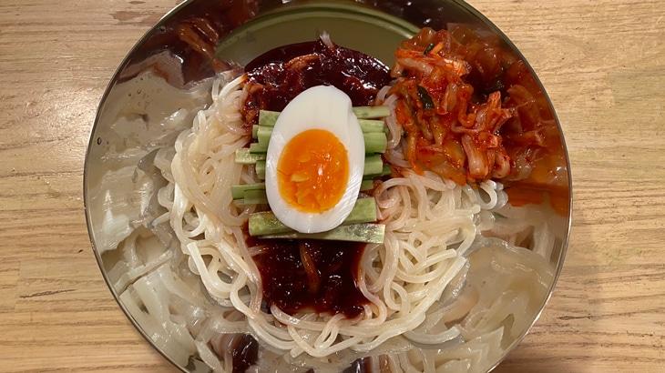 【LS】韓国風辛旨まぜそば チョル麺 完成品