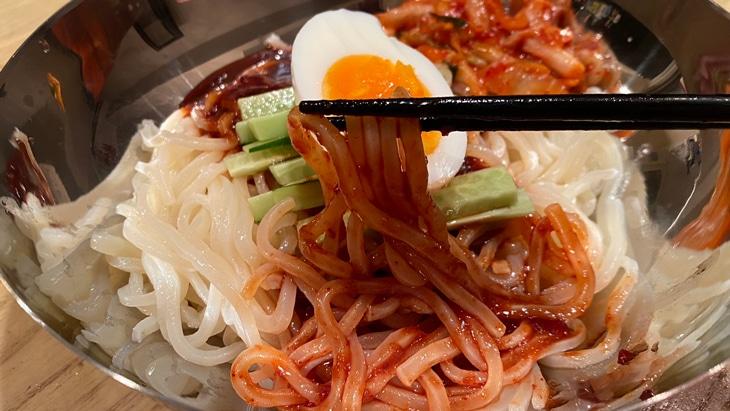 【LS】韓国風辛旨まぜそば チョル麺 麺