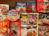 通販味比べ!市販の韓国インスタントビビン麺&チョル麺12選