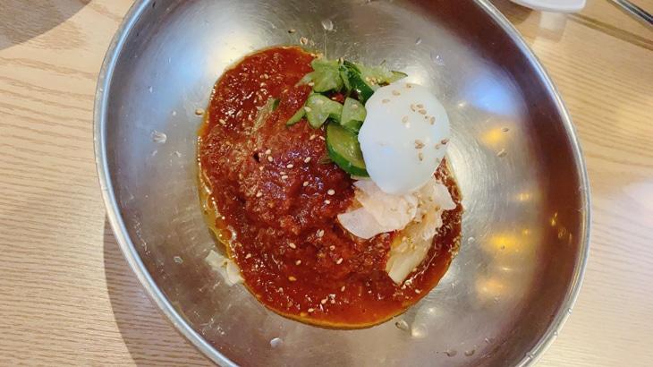 新大久保 コサム冷麺専門店 ビビン冷麺 Foodie(フーディー)