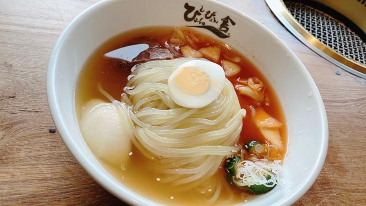 ぴょんぴょん舎 GINZA UNA 盛岡冷麺 Foodie(フーディー)