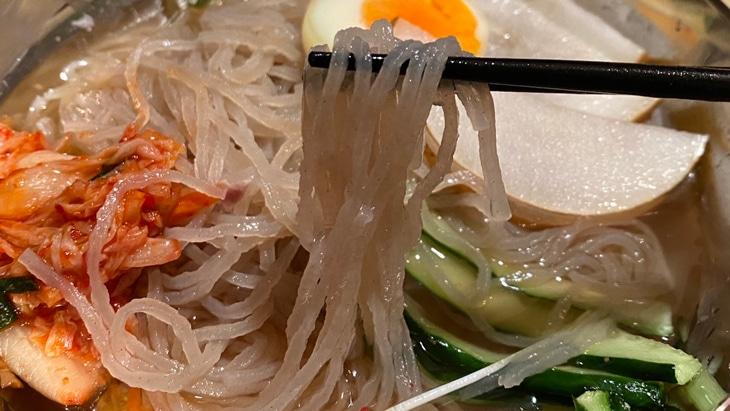 【サンサス】きねうち冷麺 細麺