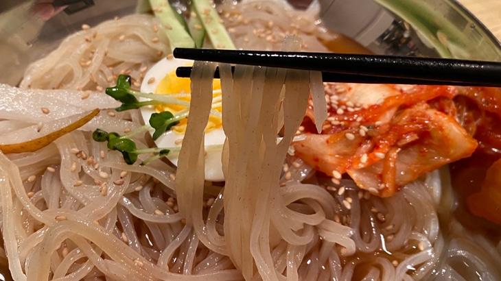 【アオキ】生冷麺(白) 細麺
