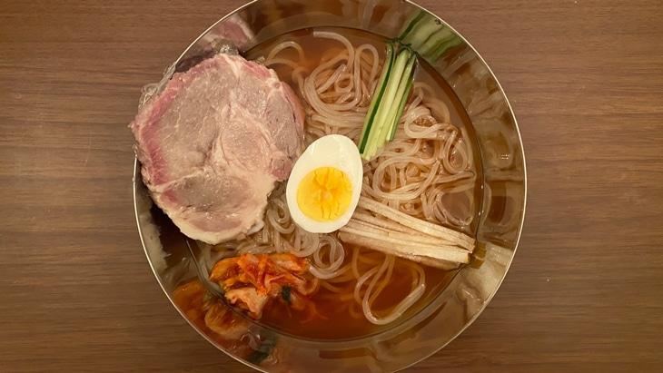 戸田久 もりおか冷麺 完成品