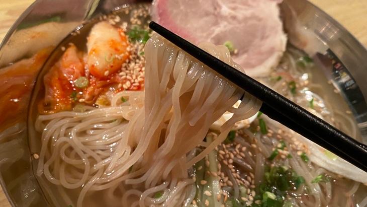 金家のメミル冷麺(しこしこ麺タイプ) 細麺