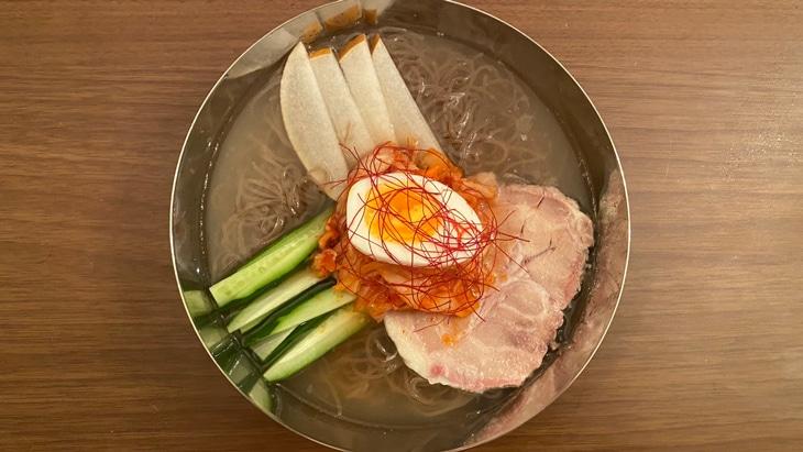 【GOSEI】宋家の冷麺(ソンガネ冷麺) 完成品