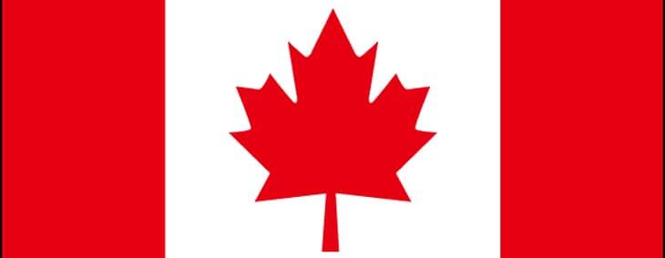 メープルシロップ カナダ国旗